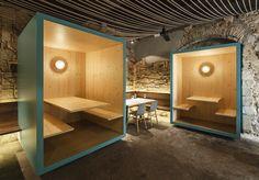 Latest entries: Tapas Bona Sort  (Barcelona, Spain), Surface Interiors