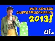 JAHRESRÜCKBLICK 2013: Der große Jahresrückblick, ui!