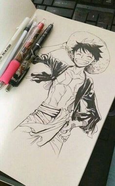pixiv is an illustration community service where you can post and enjoy creative work. A large variety of work is uploaded, and user-organized contests are frequently held as well. Luffy, One Piece One Piece Manga, One Piece Drawing, Manga Anime, Anime One, Anime Girls, Fanart, Manga Drawing, Manga Art, Drawing Tips