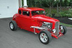 Ford : Model A Street Rod