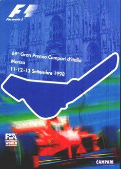 Italian Grand Prix / Monza / 1998