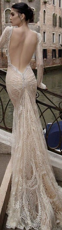 Fashion Pin of the Week for December 28, 2015 pinned by Barbara Ziegler.  This stunning Inbal Dror gown speaks entirely for itself.  Exotic, sensual and elegant all could be used to describe the beauty of this fabulous shot.  Congratulations Barbara for this stunner! @barbiez00
