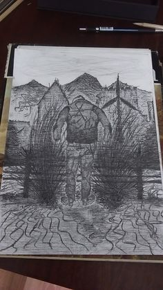 Despair, expressionism. 18. 06. 2015