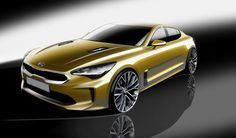 eShip This is how we became number 1. #LGMSports move it with http://LGMSports.com KIA STINGER, UNEXPECTED ELEGANCE - Auto&Design