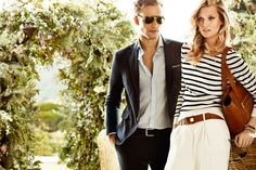 Massimo Dutti Spring/Summer 2013 Advertising Campaign