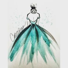 teal home accents Heres todays artwork: an explosion of Ive been obsessing over this colour for weeks now. Pencil Art Drawings, Easy Drawings, Drawing Sketches, Painting Inspiration, Art Inspo, Beautiful Drawings, Fashion Sketches, Painting & Drawing, Watercolor Paintings