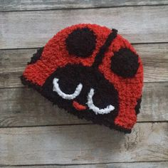 0 to Ladybug Hat Newborn Ladybug Baby Hat Red Bug Hat Baby Shower Gift Newborn Baby Bug Hat Red Black Ladybug Photo Prop Baby Ladybug, Baby Bug, Crochet Girls, Crochet Baby Hats, Crocheted Hats, Handmade Baby Gifts, Etsy Handmade, Bug Hats, Bunny Hat