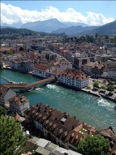 Beautiful Lucerne Switzerland gorgeous!!