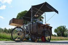 Αυτό το ποδήλατο φτιάχνει μέχρι και καφέ! - http://ipop.gr/themata/eimai/afto-to-podilato-ftiachni-mechri-ke-kafe/