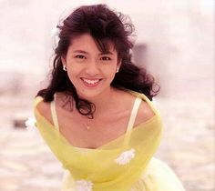 Yoko Minamino (1967)@50, Japanese actress, idol and singer. 南野陽子 (google.image) 03.18