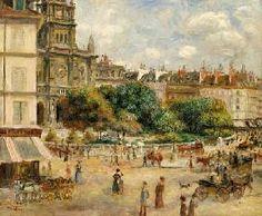 Pierre-Auguste Renoir - Place De La Trinite