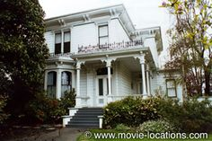"""Favorite move house from Alfred Hitchcock's """"Shadow of a Doubt"""" Located in Santa Rosa, CA"""