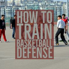 We've listed down 4 ways on how to train basketball defense. Like the saying goes, offense wins games but defense wins championships. Be skilled in defense. Bench, Basketball, Lovers, Train, Sayings, Lyrics, Desk, Strollers, Bench Seat