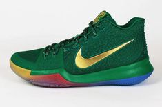 0e7ad3fc277a Check Out This Nike Kyrie 3 Rainbow PE