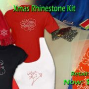 Great way to make your own shirts for this Christmas.