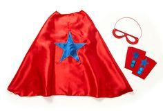Red Cape Set, Blue Star on OneKingsLane.com