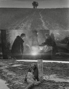 """Ingmar Bergman on seeing Tarkovsky's Andrei Rublev: """"…Tarkovsky gave me one of the best and most unforgettable experiences in my life and in cinema..."""" #FilmmakingTricks"""