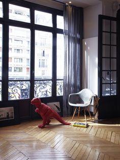 Un intérieur parisien so chic - FrenchyFancy (7)