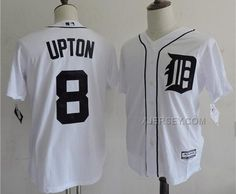 http://www.xjersey.com/tigers-8-justin-upton-white-new-cool-base-jersey.html Only$35.00 TIGERS 8 JUSTIN UPTON WHITE NEW COOL BASE JERSEY #Free #Shipping!