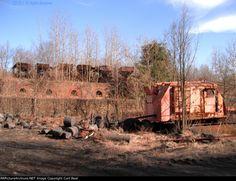 Shoaf Mine & Coke Works, Shoaf, Fayette Co., PA      Industry, Stuck in Time