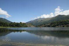 Back to the lake - Lac de Genós, Pirinéus, França