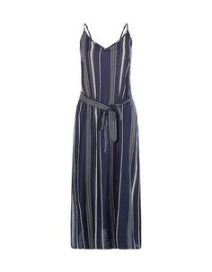 For the spring pair this stripe tie waist midi dress with white plimsolls - giving a truly relaxed feel to the look.- All over stripe print- V neckline- Shoestring straps- Split sides- Tie waist- Midi length- Model is and wears UK 6 Day Dresses, Evening Dresses, Summer Dresses, Chic Dress, Dress Collection, Blue Stripes, New Dress, New Look, Ideias Fashion