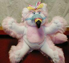 Purr-Tenders - Hallmark 1980's plush toys dolls kitties in disguise.