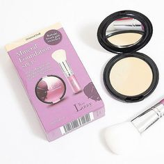 Thoughts on the Thin Lizzy Mineral Foundation SPF15 + Kabuki Brush set are now up on the blog! Head to triedandtestedblog.wordpress.com (clickable link in my profile) to hear my thoughts on this product.