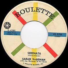 love the vintage look and simplicity of this original 45.
