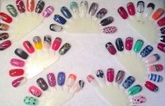 #Formation spécifique #Ongles Pose fausse ongles > Onglier