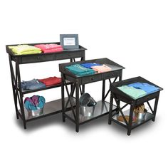 Tables For Small Boutique Store Displays