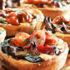 This delicious Roast Vegetable Tart recipe can be found in the Produce to Platter High Country book as part of the ever growing Produce to Platter series. Vegetable Tart, Vegetable Garden, Roasted Vegetables, Growing Vegetables, High Tea Food, Country Cooking, Tart Recipes, Bruschetta, Platter