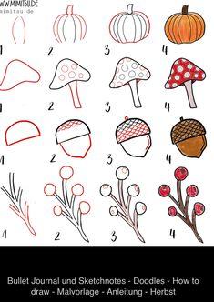 Bullet Journal Herbst – Oktober Setup – Bullet Journal – Doodles – Handlettering – Sketchnotes – Tutorials -Anleitung Source by Art Journal Pages, Art Journal Challenge, Art Journal Prompts, Art Journal Techniques, Bullet Journal Ideas Pages, Bullet Journal Inspiration, Journals, Fall Drawings, Doodle Drawings