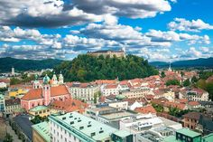 Fairytale moments in Slovenia.