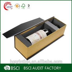 Source Custom luxury corruagated wine glass gift boxes wholesale on m.alibaba.com