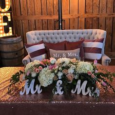 The Windmill Winery in Florence, Arizona. Beautiful weddings and event venues , wine bar and tours. Sequin Tablecloth, Sweetheart Table, Settee, Flower Boxes, Marry Me, Event Venues, Windmill, Real Weddings, Love Seat