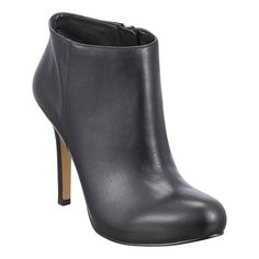 Booties are the new pump this fall.  Pumps just make your feet look cold in the winter even if you are wearing tights!