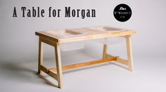 Morgan's Activity Table #TTDD