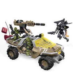 2013 Halo Mega Bloks Set