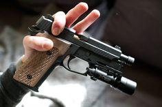 Sig Sauer P229 Elite pistol Find our speedloader now! http://www.amazon.com/shops/raeind