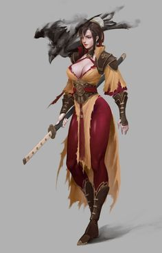 Shadow crow fantasy : character in 2019 charakterdesign, man Fantasy Girl, 3d Fantasy, Fantasy Warrior, Medieval Fantasy, Fantasy Artwork, Character Design Cartoon, Fantasy Character Design, Character Concept, Character Inspiration