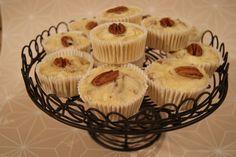 biscuit and buttercream: Ahornsirup-Pekannuss-Muffins