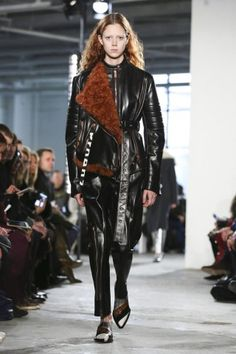 Ashley Simpson reports on the Proenza Schouler show - Proenza Schouler @ New York Womenswear A/W 17 - SHOWstudio - The Home of Fashion Film and Live Fashion Broadcasting