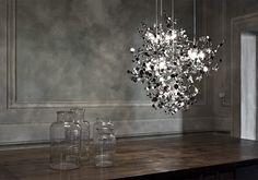 ARGENT | Lampada a sospensione By TERZANI design Dodo Arslan
