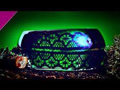 Домашняя мастерская  Эпоксидная смола. Браслет украшение.Эксперемент с кружевамий в  эпоксидке.  Мастер класс