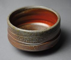 Tea Bowl Wood Fired Chawan L46 by JohnMcCoyPottery on Etsy, $36.00www.etsy.com/shop/JohnMcCoyPottery