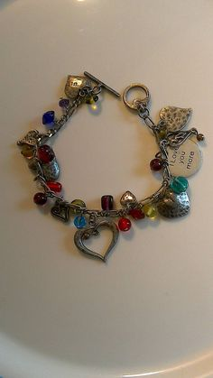 Check out this item in my Etsy shop https://www.etsy.com/listing/472208442/i-love-you-more-bracelet