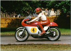 Giacomo Agostini 1964 MV Agusta 500 Motorcycle. Goodwood F… | Flickr