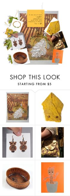 """""""Autumnal Tones"""" by joliefemmefashions on Polyvore"""