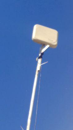 Antena WIFI profesional gratis, para 4 km de alcance 2017 - Taringa!
